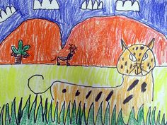 Jungle Inspired Art Ideas Pinterest Jungles And Free Time
