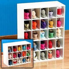 Wanted: Shoe Organizers