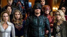 'Crisis on Earth-X' muestra un nuevo tráiler de esta unión de super héroes DC