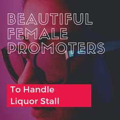 2 smart female promoters are required for liquor stall handling and customer interaction. Work Profile, Good Communication Skills, Part Time Jobs, Mumbai, Female Models, Liquor, Promotion, How To Look Better, Beautiful Women