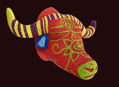 Sweet buffalo - http://www.oho-art.com/oeuvres/sweet-buffalo/