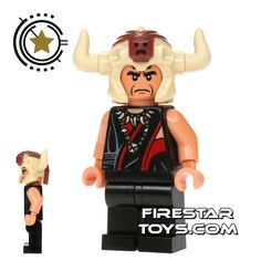 LEGO Indiana Jones Mini Figure - Mola Ram | Indiana Jones LEGO Minifigures | LEGO Minifigures | FireStar Toys