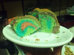 Rainbow cake ;)