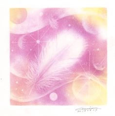RoseLotus: 天使画レッスン Soft Pastel Art, Pastel Drawing, Wow Art, Paper Background, Feather, Sanitary Napkin, Drawings, Blog, Pastels