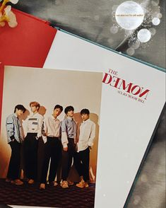 I love this band. This whole album was such a perfect thing that I love it. Have your ever heard Day6? Day6, Photo Book, The Book, My Books, Polaroid Film, My Love