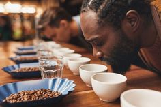 Jimmy Sherfey, a journalist who covers coffee from farm to bean to coffee bar shares some some guidance on what separates a good cup of coffee from a great one. @007freesoul