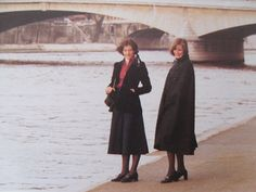 Lady Diana Spencer on a trip to Paris, France