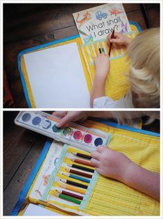 art folder...good for church