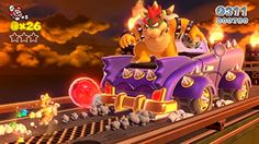 Super Mario 3D World – Nintendo Wii U  http://www.cheapgamesshop.com/super-mario-3d-world-nintendo-wii-u-2/