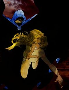 Cloak And Dagger by Windriderx by Dante-Picasso