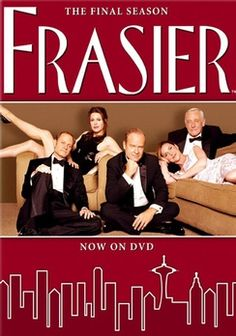 @Overstock - With its witty dialogue, sophisticated characters, and classic slapstick situations, Frasier is a prime example of smart televishttp://www.overstock.com/Books-Movies-Music-Games/Frasier-The-Complete-Final-Season-DVD/888897/product.html?CID=214117 $17.39