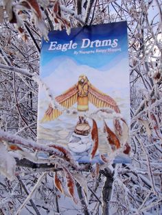 Alaska Native Inupiaq written and illustrated novella/book! an oral origin myth presented in a modern way. Now available to the public for purchase for the first time! Used in the school district.