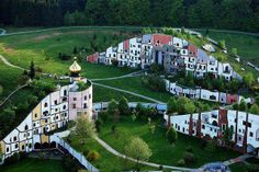 Building design in harmony with nature, Styria, Austria!