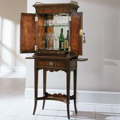 Georgian liquor cabinet #Furniture