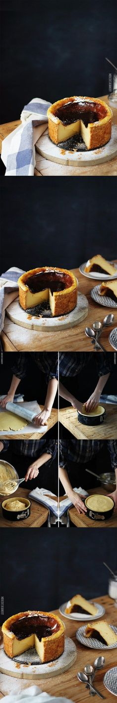 Sweet Desserts, Sweet Recipes, Snack Recipes, Cooking Recipes, Portuguese Recipes, Sweet Cakes, Kitchen Recipes, Cooking Time, The Best