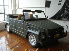 VW Thing - Flat Army Green