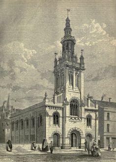 Congregational Church, George IV Bridge, Edinburgh