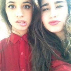 Lauren and Camila Hamilton, Fifth Harmony Camren, Beautiful People, Beautiful Women, Female Friendship, Cute Lesbian Couples, Camila And Lauren, Best Dance, Girls Rules