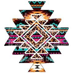 Sublimation Transfer - Aztec - Ready to Press - Aztec Pattern Wallpaper, Cheetah Print Wallpaper, Cricut Craft Room, Sublimation Paper, Tumbler Designs, Vinyl Projects, Cute Wallpapers, Screen Printing, Pastel Colors