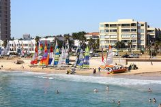 Stunning Pics Of Port Elizabeth That Prove It's SA's Most Underrated City | Travelstart Blog Sa Tourism, Port Elizabeth, Amazing Pics, Countries Of The World, South Africa, New York Skyline, Places To Visit, Adventure, Cape