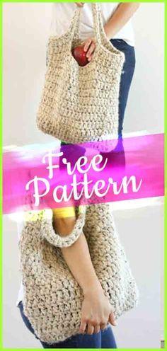 Crochet Bring Home #crochetbag #bag #bagpattern #freepatterns #beautifulbag
