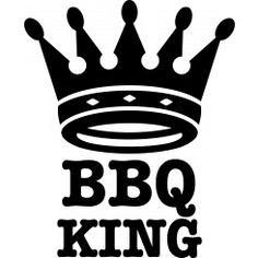 BBQ King - Black