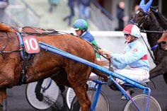 www.horsealot.com, the equestrian social network for riders & horse lovers | Horseracing : victoire de Delphine Odienne & Bavarois d'Orgères au Prix de Laon, 1er décembre 2015, hippodrome de Paris-Vincennes.