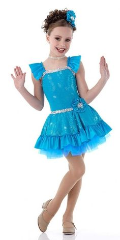 SUGAR SUGAR Tap Sequin TURQUOISE Ballet Dress Dance Costume Adult & Child NEW #Cicci