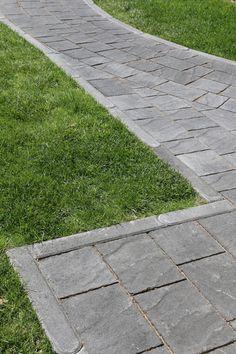 Garden Paths, Outdoor Gardens, Terrace, Stone Paths, Sidewalk, Home And Garden, Exterior, Landscape, Architects