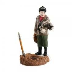 a christmas story villages | Home / Department 56 A Christmas Story Village Farewell To The Leg ...