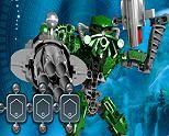 Inicia uma emocionate aventura com o Robô Kongu em que deves enfrentar desafios perigosos bem no fundo do mar. Usa os jatos de bolhas para m...