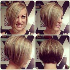 Straight Schnell Frisur