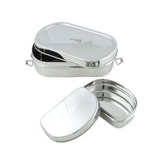 stainless steel bento type lunch box lunch boxes and lunch i. Black Bedroom Furniture Sets. Home Design Ideas