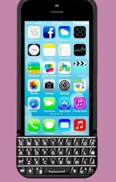 Typo's iPhone keyboard.