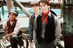 """""""The Newsies""""  If you have never seen this movie, do yourself a favor:-)"""