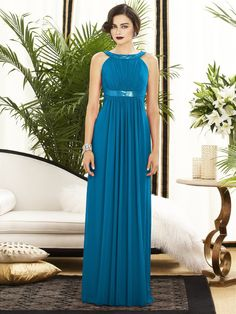 Another idea for a Bridesmaid dress