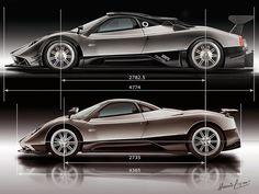 "Képtalálat a következőre: ""pagani zonda revolucion"" Maserati, Ferrari Fxx, Bugatti, Lamborghini, Pagani Zonda R, Koenigsegg, Sports Car Wallpaper, Roadster, Super Sport Cars"