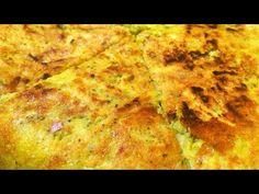 Patates ve yumurtayla enfes kahvaltılık tavada börek - YouTube Albanian Recipes, Pizza, Make It Yourself, Food, Youtube, Essen, Meals, Yemek, Eten