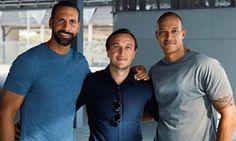 Rio Ferdinand, Mark Noble, Bobby Zamora social housing project