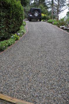 gravel landscaping   Core Gravel   Permeable GREEN Alternatives to Landscaping & Garden ...