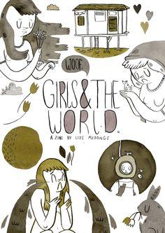 lizemeddings:    GIRLS AND THE WORLD