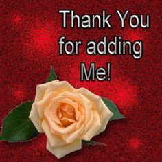 16 Best Thanks For Accepting My Request Images Friendship Thank