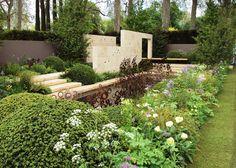 andy sturgeon landscape design / m&g investment garden, rhs chelsea 2012