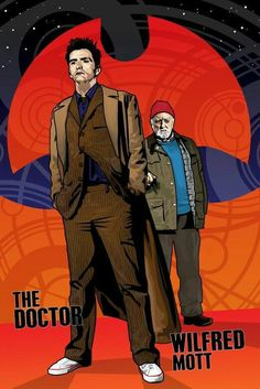 DOCTOR 10 AND WILF