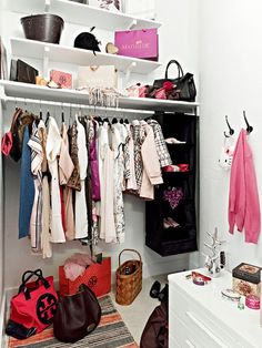 open wardropes are very in trend