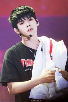 Ong SeongWoo of Wanna One