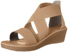 The Flexx Women's Happy Daze Wedge Sandal ** Details can be found by clicking on the image.