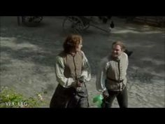 Outlander Episode 12 Deleted Scene - Ian and Jamie - YouTube