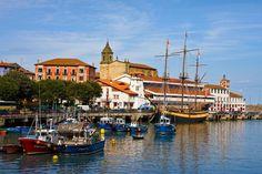 5. Bermeo, en Vizcaya (País Vasco) - Estos son los mejores pueblos de costa de España según los lectores de Condé Nast Traveler