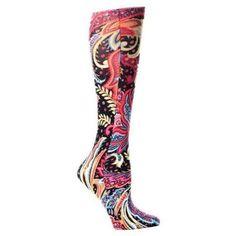 Celeste Stein CMPS-1780 8-15 mmHg Lexi Therapeutic Compression Sock - Women - Walmart.com
